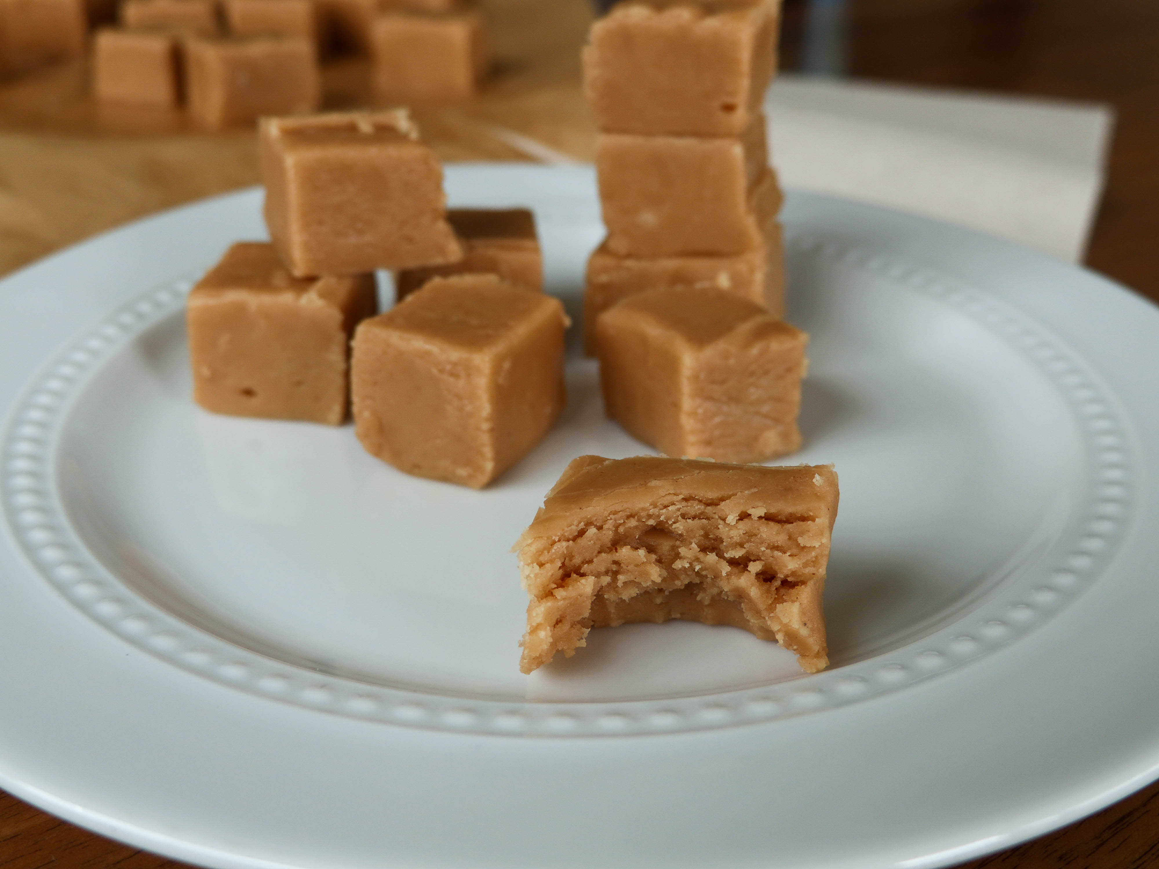 Creamy Cannabis Peanut Butter Squares