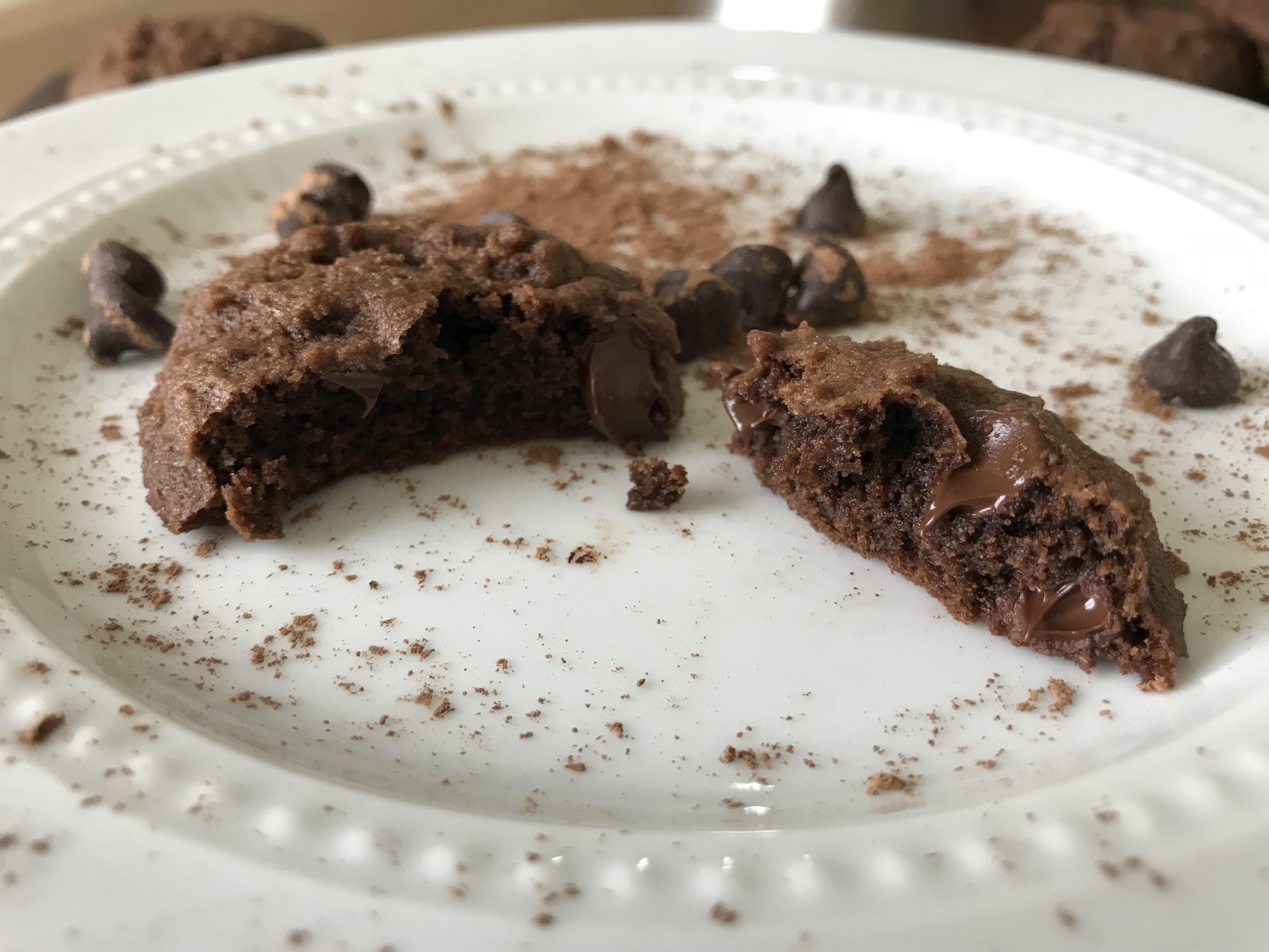 Cannabis Chocolate Chocolate Chip Cookies