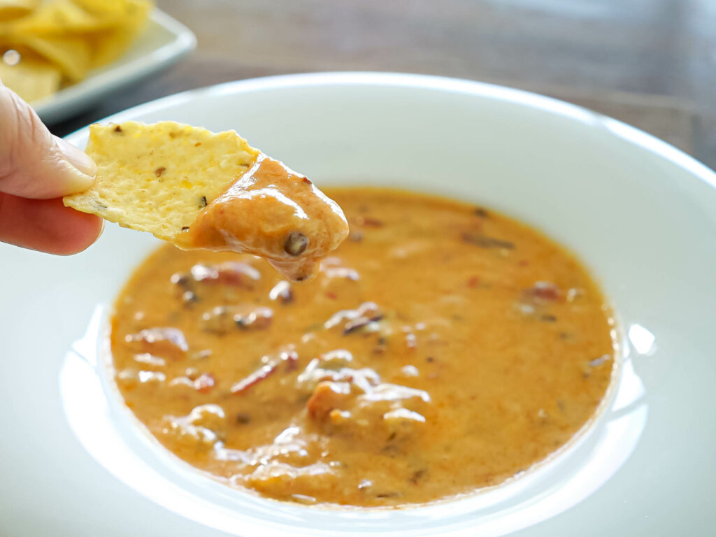 Cannabis Queso - made with real cheese! || Life Above the Clouds